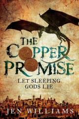 The Copper Promise, by Jen Williams [#1]