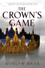 Tsar's Guard Weaponry and The Crown's Game, by Evelyn Skye